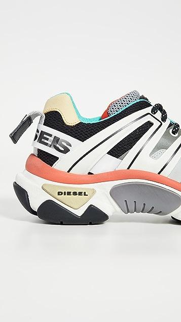 Diesel Skipper Low Trek Sneakers