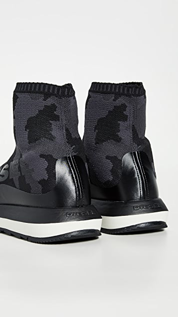 Diesel Padola High Sock Sneakers