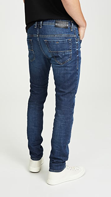 Diesel Thommer Slim Denim Jeans