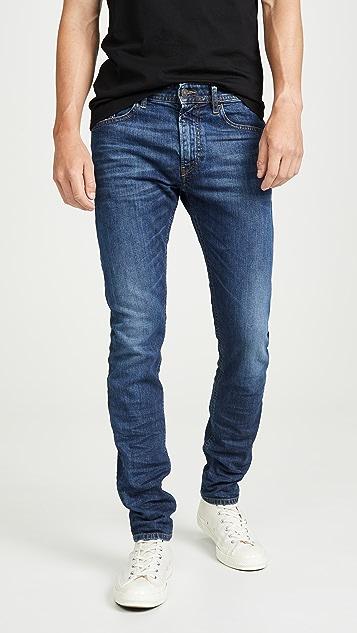 Diesel Thommer Slim Denim Jeans
