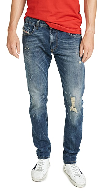 Diesel Thommer L.32 Slim Denim Jeans