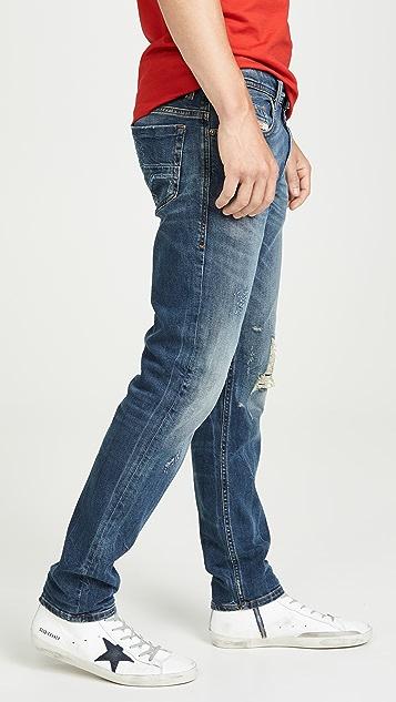 Diesel Thommer L.32 Slim Denim Jeans