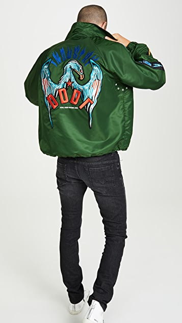 Diesel Akito Embroidered Jacket