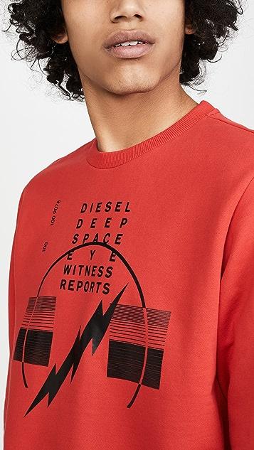 Diesel S-Girk-J2Sweater
