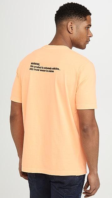 Diesel T-Just-Neon T-Shirt