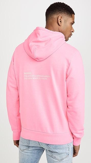 Diesel Girk Fluo Sweatshirt