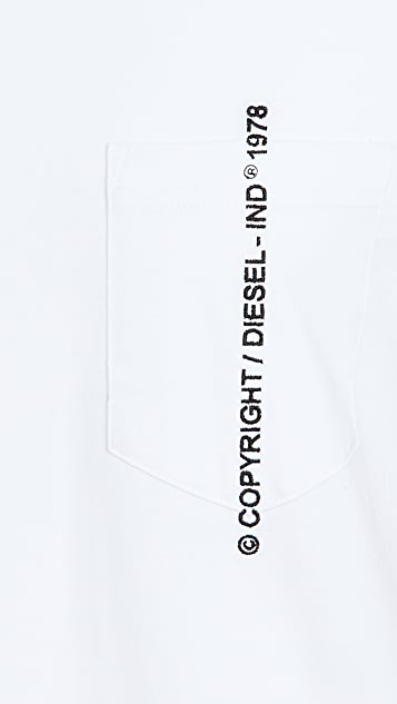 Diesel T-Rubin Pocket J1 Shirt