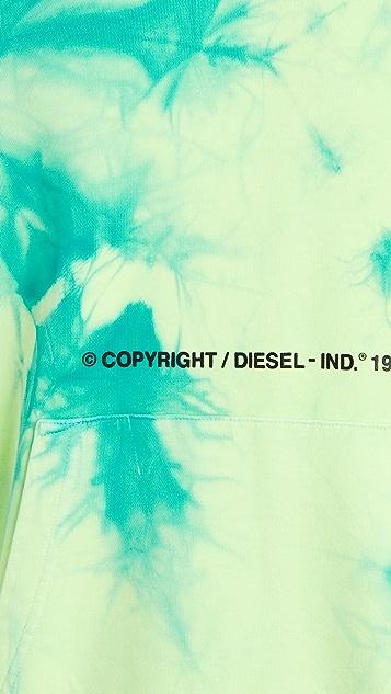 Diesel S-Albyel-X4 Sweatshirt