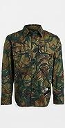Diesel S-Jessy-Des Camicia Shirt