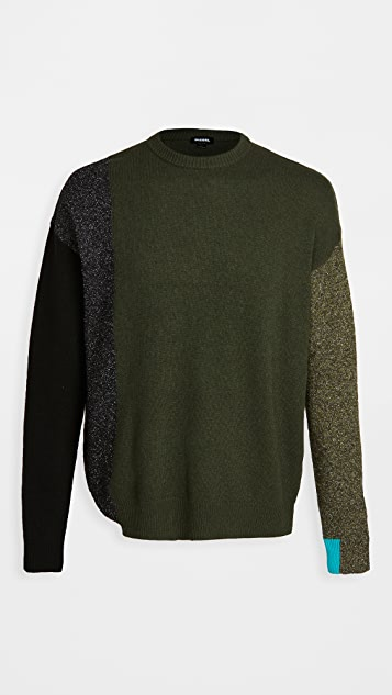Diesel K-Moses Maglia Sweater