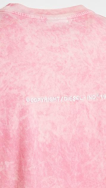 Diesel Faded T-Shirt
