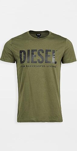 Diesel - Diego Logo T-Shirt