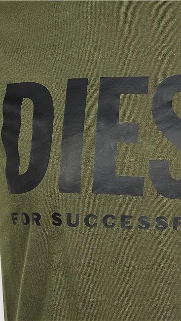 Diesel Diego Logo T-Shirt