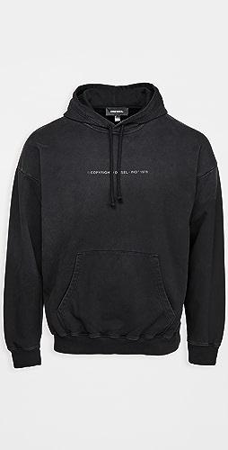 Diesel - S-UMMERIB-A81 Sweatshirt