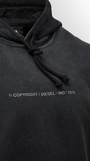 Diesel S-UMMERIB-A81 Sweatshirt