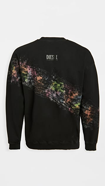 Diesel S-MART-A92 Sweatshirt