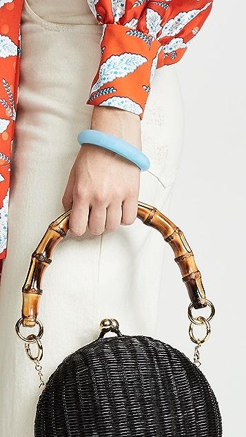 Dinosaur Designs Small Bangle Bracelet