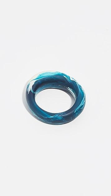 Dinosaur Designs Slate Ring
