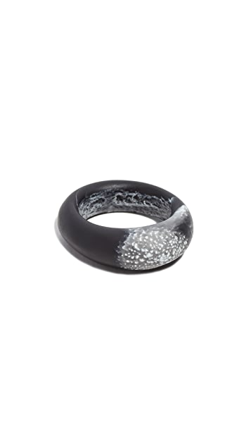Dinosaur Designs Slate Ring