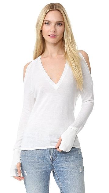 Dion Lee Triple V Sweater