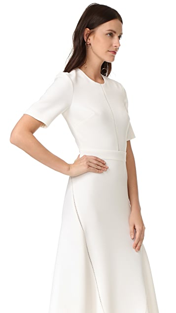 Dion Lee Short Sleeve Cargo Dress