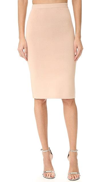 Dion Lee Reversible Split Skirt