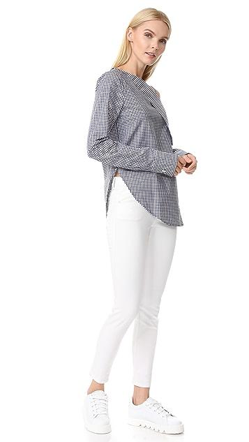 Dion Lee Axis Sleeve Shirt
