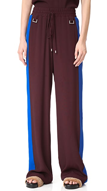 Dion Lee Balance Stripe Pants