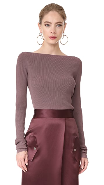 Dion Lee Pinacle Horizontal Top
