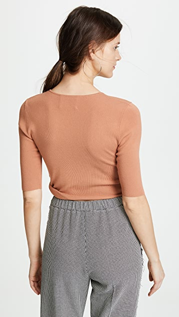 Dion Lee Twist Body Tee