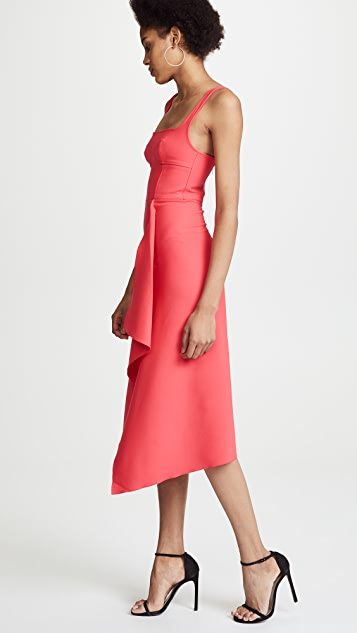 Dion Lee Bustier Dress
