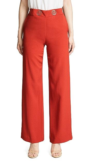 Dion Lee Folded Pocket Pants