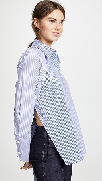 Dion Lee Binary Shirt
