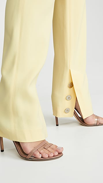 Dion Lee Cady Vented Trousers