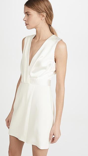 Dion Lee Pivot Drape Mini Dress