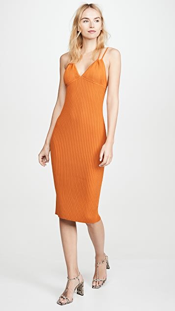 Dion Lee Layered Bra Dress