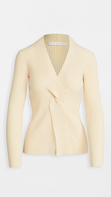 Dion Lee Cable Twist Top