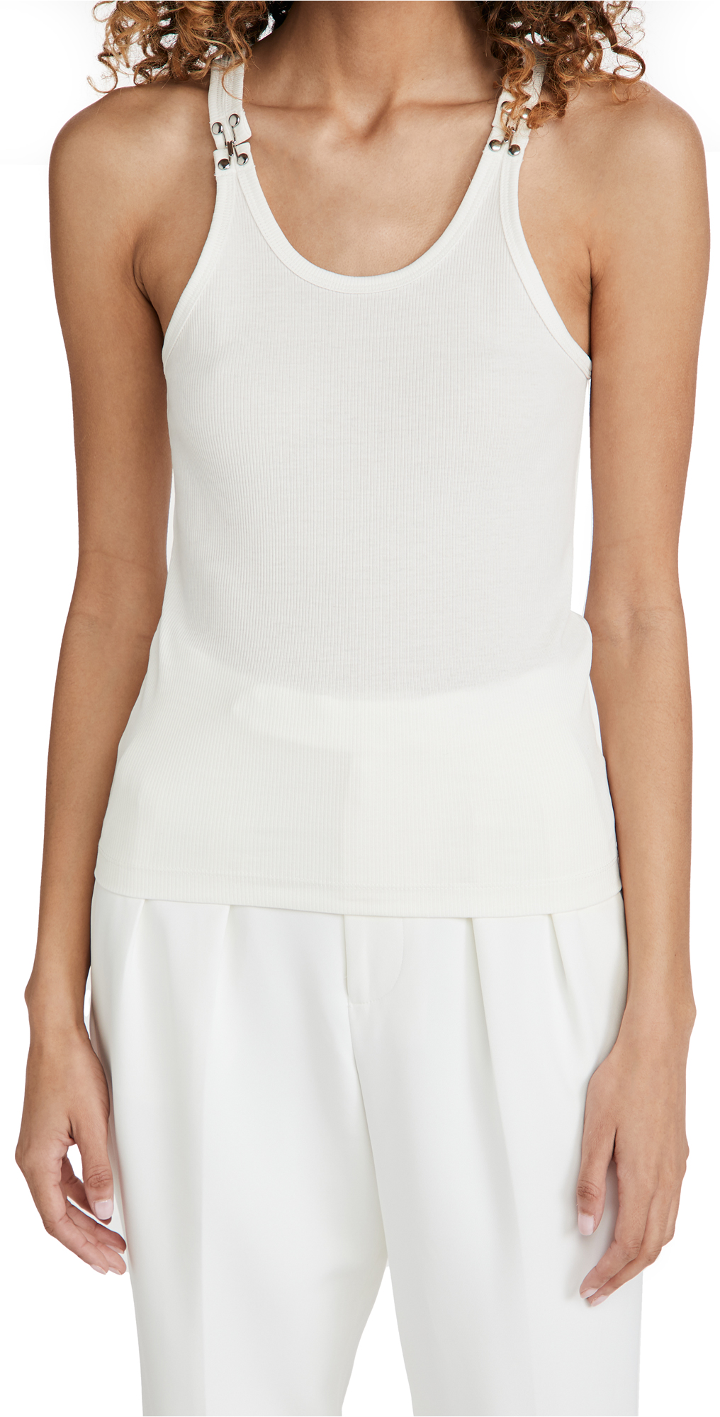 Dion Lee Hook and Eye Tank