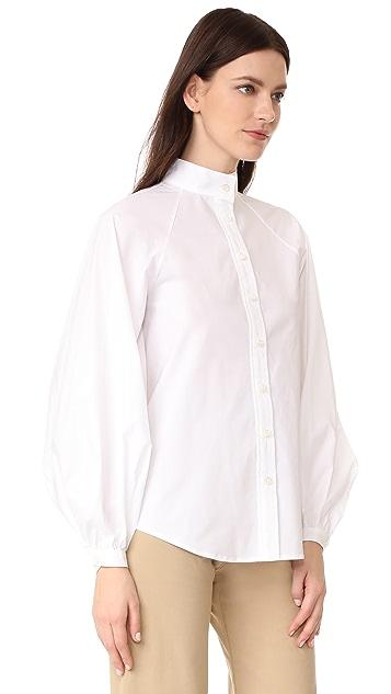 Derek Lam Button Down Shirt
