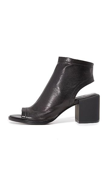 DKNY Ember Peep Toe Sandals