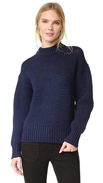 DKNY Pure DKNY Dropped Shoulder Sweater