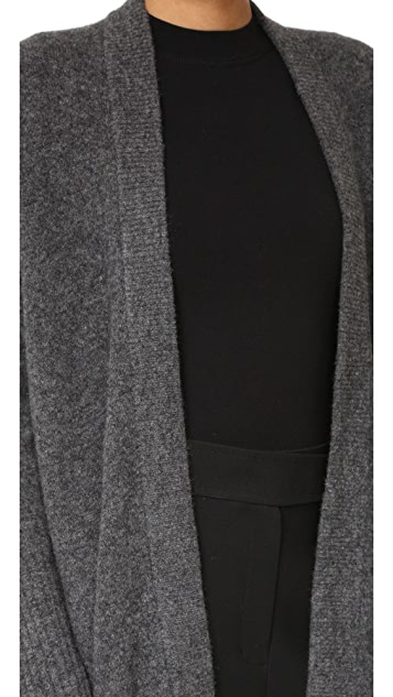 DKNY Pure DKNY Drop Shoulder Cardi Coat