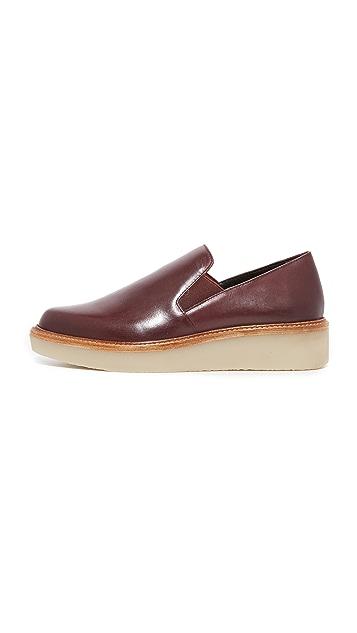DKNY Kara Platform Loafers