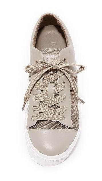 DKNY Bari Platform Sneakers