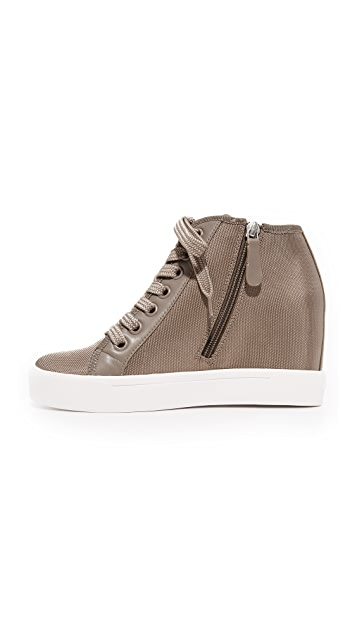 DKNY Cindy Wedge Sneakers