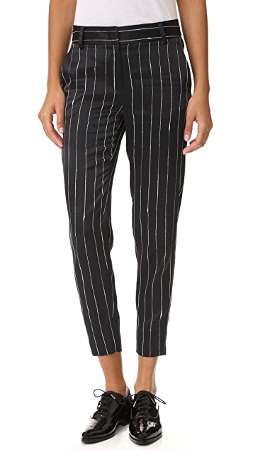 DKNY Tailored Relaxed Pants