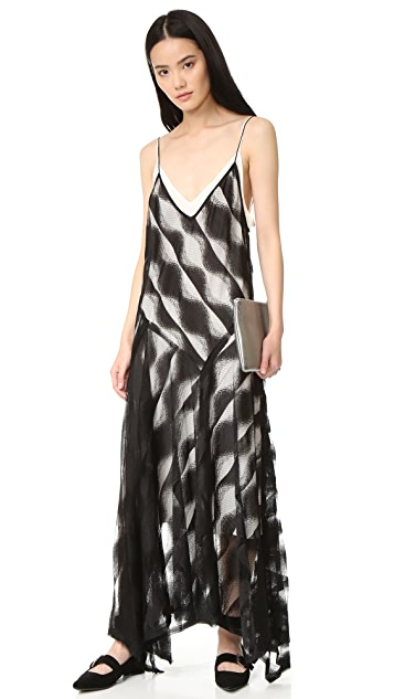 DKNY Sleeveless Slip Dress