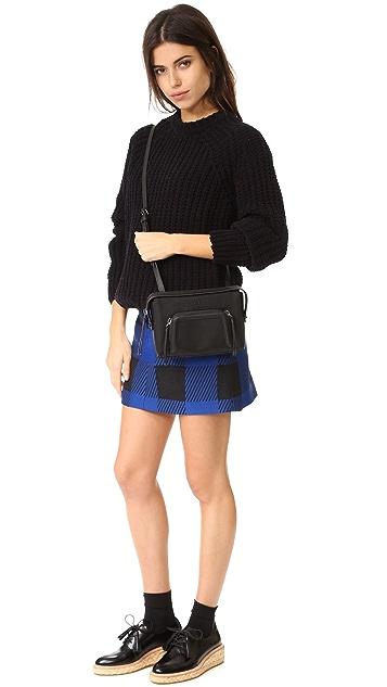 DKNY Nylon Cross Body Bag