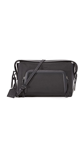 DKNY Nylon Shoulder Bag