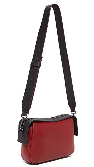 DKNY Logo Cross Body Bag